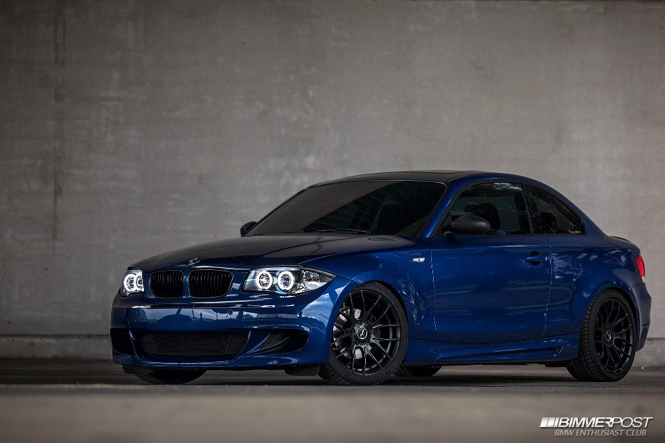 Dietr S 2009 Bmw E82 Bimmerpost Garage